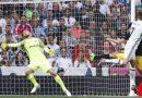 Nghi ngờ về bàn thắng mở tỷ số của Ronaldo