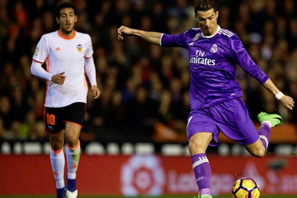Tinh thần và sự phấn đấu của Ronaldo trở thành biểu tượng cho hàng triệu người trẻ