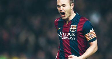 Cựu danh thủ Barca chỉ ra cái tên xứng đáng nhất thay thế Iniesta