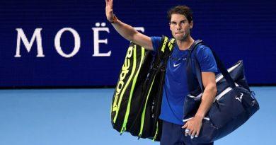 Tin quần vợt: Gặp chấn thương, Nadal buộc phải rút khỏi ATP World Tour Finals