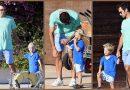 Tin quần vợt: Bất ngờ – Quý tử nhà Roger Federer theo học… Rafael Nadal