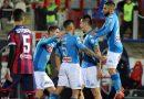 Napoli chưa có một tinh thần thi đấu cao