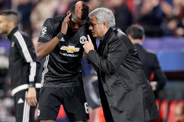 Vì yêu quý Pogba nên Mourinho mới hành động như vậy