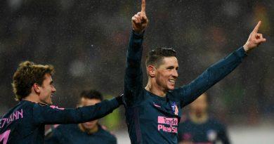 Atletico qua ải dễ dàng nhờ Torres tỏa sáng