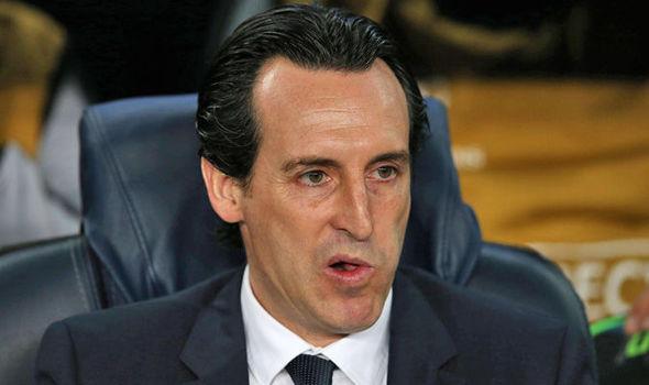 PSG có thể sẽ sa thải HLV Unai Emery sau trận thua Real