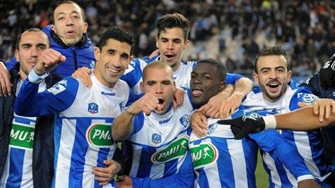 Grenoble vs Bourg Peronnas