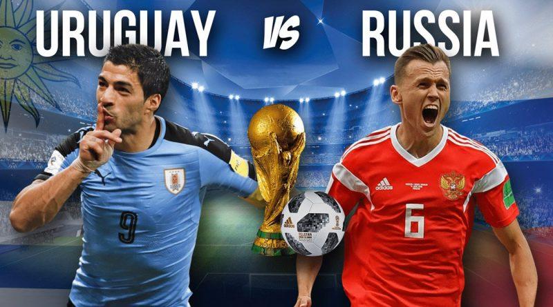 Song tấu Cavani – Suarez khiến ĐT Nga phải dè chừng