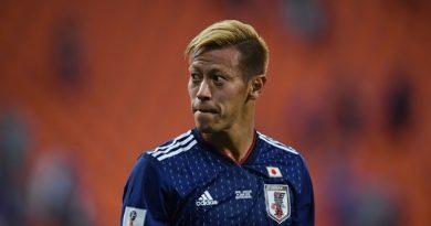 Honda chính thức chia tay ĐT Nhật Bản sau trận thua Bỉ
