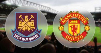 West Ham vs Man Utd (18h30 ngày 29/9: Giải Ngoại Hạng Anh)
