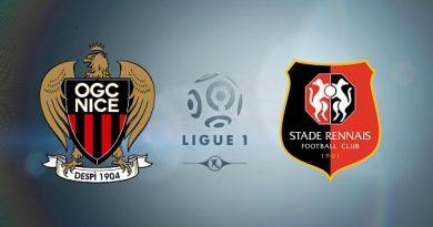 Nice vs Rennes (00h00 ngày 15/09, VĐQG Pháp)