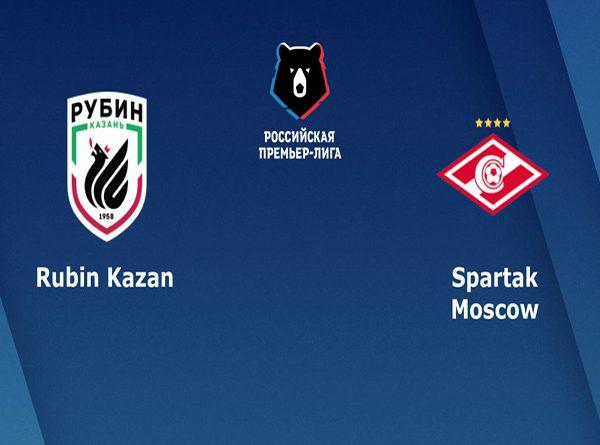 Dự đoán bóng đá Rubin Kazan vs Spartak Moscow 0h30, 30/10 (VĐQG Nga)