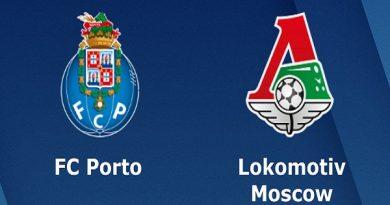 Nhận định Porto vs Lokomotiv Moscow