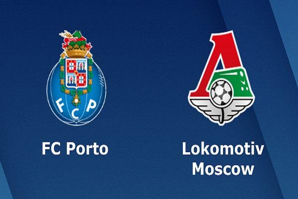 Nhận định Porto vs Lokomotiv Moscow, 03h00 ngày 07/11: Cúp C1 châu Âu