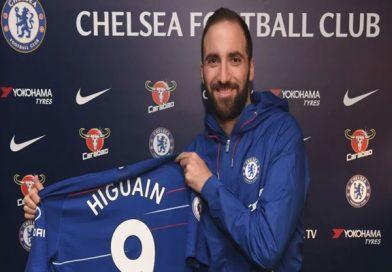 Chuyển nhượng HOT: Higuain đã là người của Chelsea, MU bị từ chối