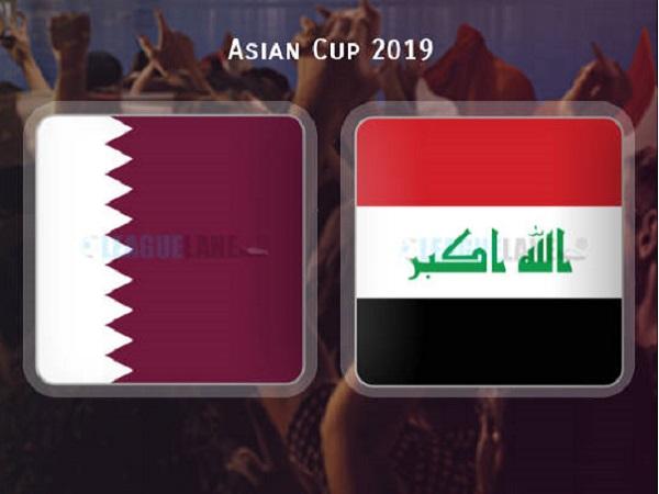 Nhận định Qatar vs Iraq