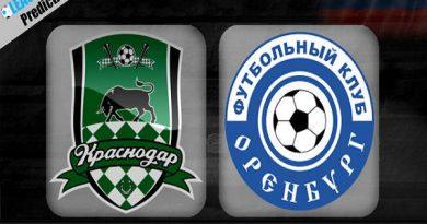 Nhận định Krasnodar vs Orenburg