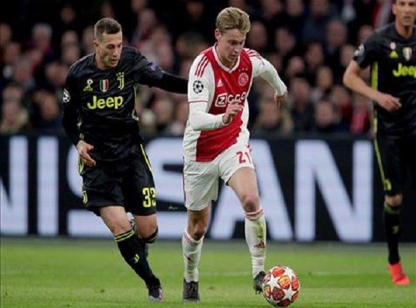 Ajax 1-1 Juventus: Xuất hiện hội chứng mới