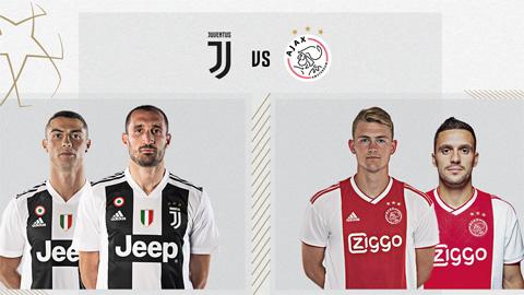 Ajax sẽ đánh bại được Juventus giống như cách đã làm với Real