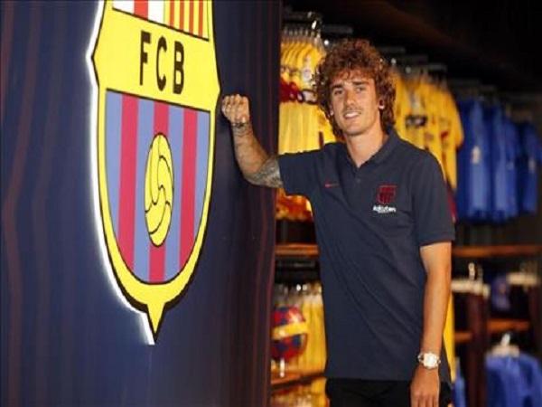 Griezmann đến Barca vào thời điểm hoàn hảo!