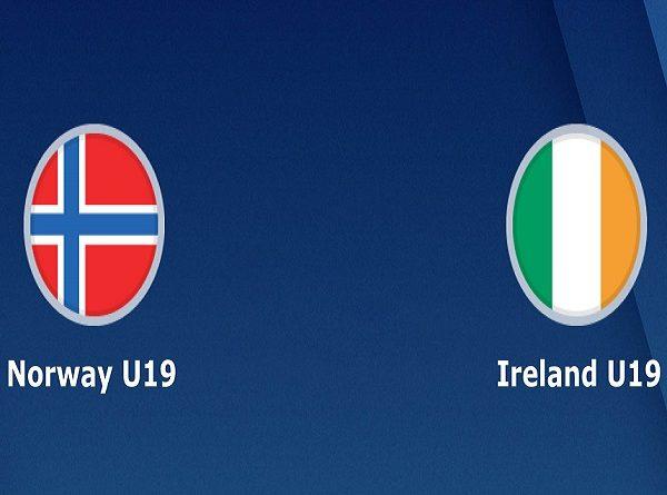 Nhận định U19 Na Uy vs U19 CH Ireland, 21h45 ngày 15/07