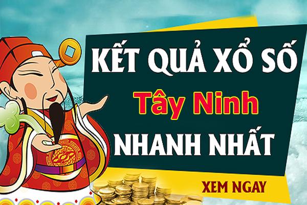 Soi cầu XS Tây Ninh chính xác thứ 5 ngày 18/07/2019