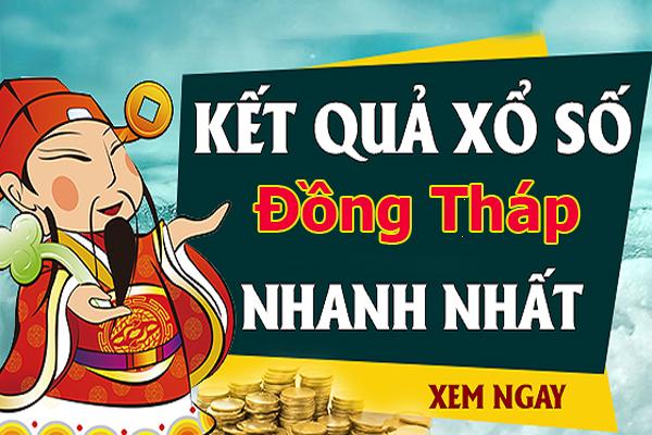 Soi cầu XS Đồng Tháp chính xác thứ 2 ngày 19/08/2019