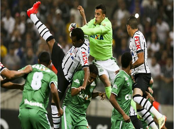 Nhận định trận Chapecoense vs Corinthians (5h15 ngày 3/10)