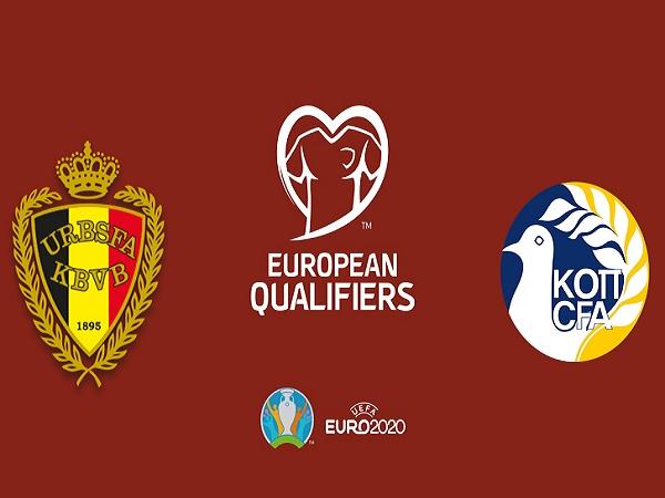 Nhận định Bỉ vs Síp, 2h45 ngày 20/11