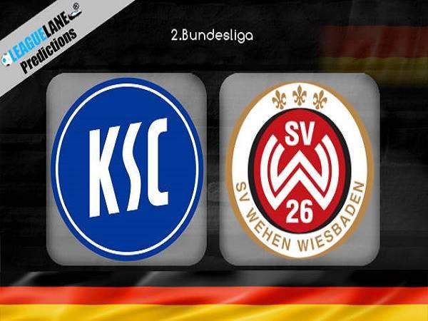 Nhận định Karlsruher vs Wehen 00h30, 21/12 (Hạng 2 Đức)