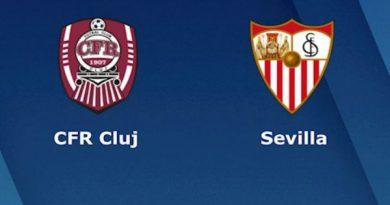 Nhận định soi kèo Cluj vs Sevilla, 00h55 ngày 21/2 – Europa League