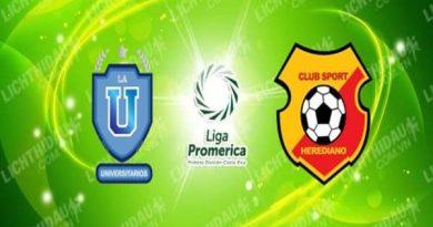 Nhận định La U Universitarios vs Herediano, 09h00 ngày 28/5