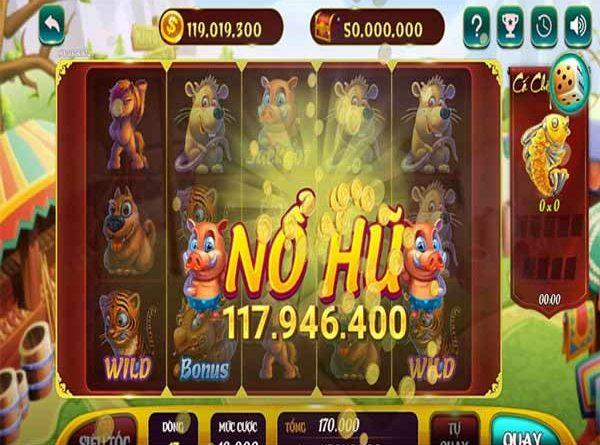 Tham gia chơi Slot đổi thưởng rinh quà giá trị