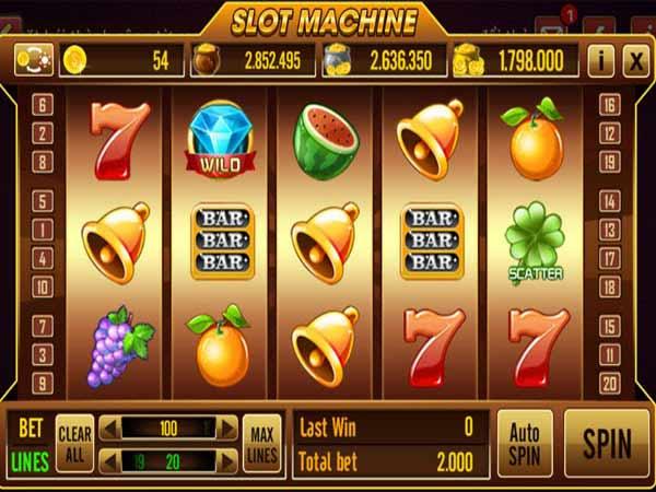 Chơi game Slot đổi thưởng hấp dẫn