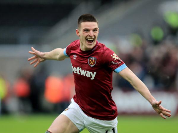 Chuyển nhượng Ngoại Hạng Anh 12/6: Lampard muốn Declan Rice cho vị trí trung vệ