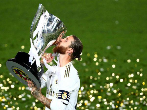 Sergio Ramos Chiến binh thần thoại của Real