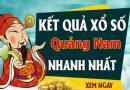 Soi cầu XS Quảng Nam chính xác thứ 3 ngày 14/07/2020