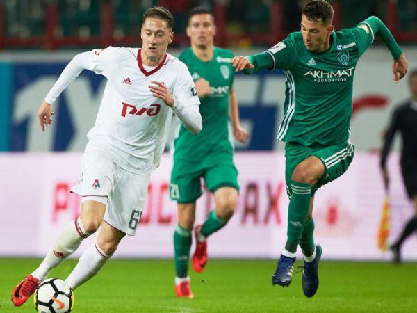 Nhận định soi kèo bóng đá Lokomotiv vs Akhmat Grozny, 22h30 ngày 26/8