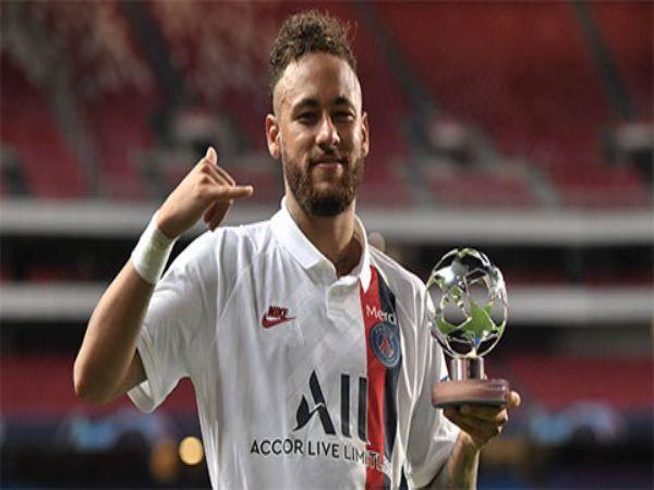 Tin bóng đá tối 17/8: Neymar hay nhất tứ kết Champions League
