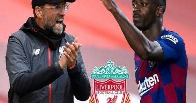 Tin thể thao 3/8: Liverpool lên kế hoạch mua Ousmane Dembele