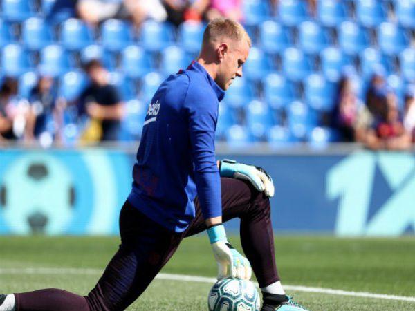 Tin thể thao chiều 30/10: Barca nhận tin vui từ  thủ môn Ter Stegen