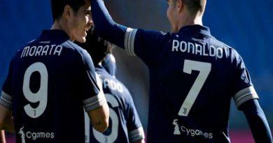 Tin thể thao trưa 21/11: Ronaldo trước cơ hội đeo băng đội trưởng