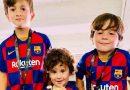 """Con trai Messi thích """"cà khịa"""" và dễ thương đến mức độ nào"""