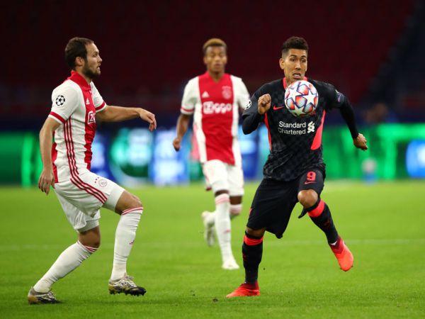 Nhận định tỷ lệ Liverpool vs Ajax, 03h00 ngày 02/12 - Cup C1