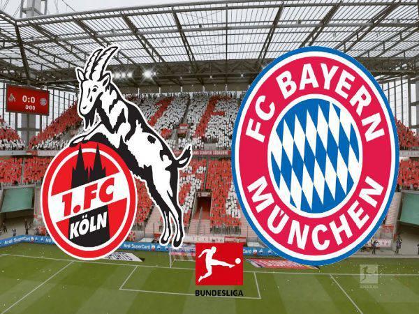 Nhận định, Soi kèo Bayern Munich vs Koln, 21h30 ngày 27/2 - Bundesliga