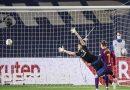 Tin thể thao 1/2: Barcelona đánh bại Athletic Bilbao vươn lên nhì bảng