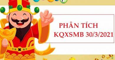 Phân tích loto gan KQXSMB 30/3/2021