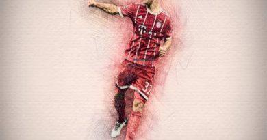 Tiểu sử cầu thủ Joshua Kimmich – Tiền vệ CLB Bayern Munich