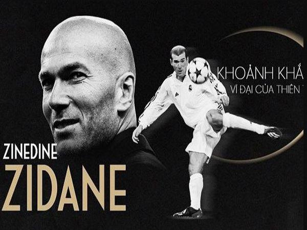 Tiểu sử Zinedine Zidane – Thông tin sự nghiệp cầu thủ của Zidane