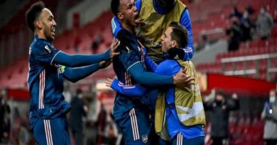 Tin thể thao sáng 12/3: Gabriel chơi tốt nhất trước Olympiakos