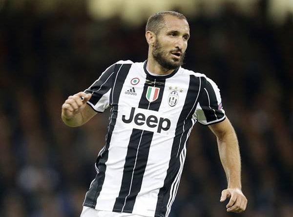 Tiểu sử Giorgio Chiellini - Cầu thủ bóng đá CLB Juventus